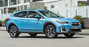 New Models – Subaru – XV – Hybrid