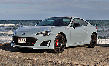 Car Reviews – Subaru – BRZ – TS