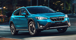 New Models – Subaru – XV