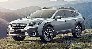 New Models – Subaru – Outback