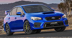 News – Subaru – WRX
